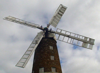 link to page on film about Whissendine windmill